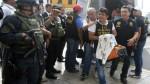 Implican a cinco policías más con la banda Cruz del Norte - Noticias de hector pacheco cordova