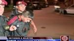Trabajadores de pizzería persiguen ladrones y PNP los captura - Noticias de humberto bella vega