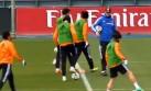 Cristiano sufrió una 'huacha' al demostrar su habilidad a Pepe