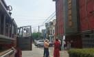 Incendio dañó el tercer piso del Maracaná en Jesús María