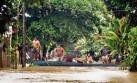 Afectados por inundaciones piden mayor atención del Gobierno