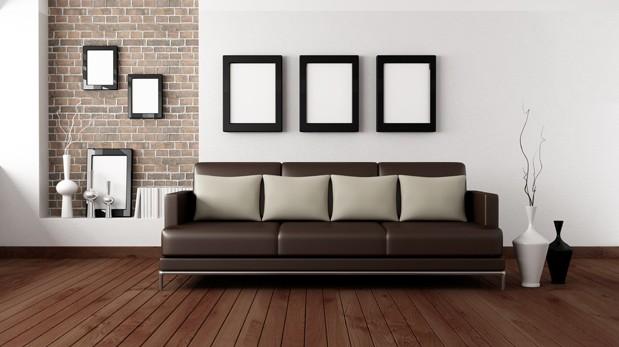 Los pisos de madera brindan un ambiente cálido a un espacio Tienen