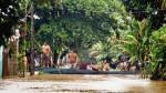 Afectados por inundaciones piden mayor atención del Gobierno - Noticias de inundación en villa maría del triunfo