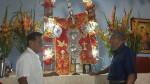 La fe en la Cruz de San Jerónimo cumple 307 años - Noticias de distrito de mesones muro