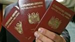 ¿Qué pasará con el pasaporte actual si cambia a electrónico? - Noticias de thomas greg