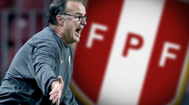 """Agotaremos medios para que Bielsa dirija a Perú"", admite FPF"