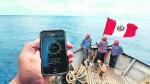 El Comercio navega en mar que La Haya le reconoció al Perú - Noticias de aleta azul