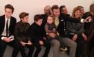 Los Beckham en pleno en la Semana de la Moda de Nueva York
