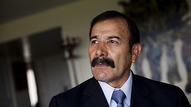 Acusación. Hidalgo dice que evalúa denunciar civilmente por daños y perjuicios  a Segio Tejada, quien presidió la megacomisión. (Foto: Leslie Searles)