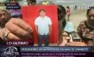 Seis pescadores artesanales llevan una semana desaparecidos