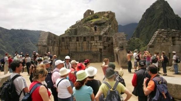 Más de 1,6 mlls. de turistas llegaron al Perú hasta junio