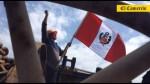 Así llegó El Comercio al mar peruano reconocido por La Haya - Noticias de aleta azul