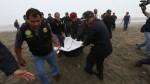 Identifican los cuerpos arrojados en la Panamericana Sur - Noticias de bryan raul gutti cortez