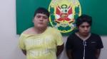 Chorrillos: Dos raqueteros fueron capturados tras persecución - Noticias de david matos ventocilla