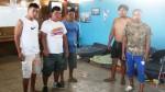 Pescadores retenidos en Arica regresarían mañana al Perú - Noticias de gladys triveno