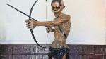 La escultura que inspiró una tradición de Ricardo Palma - Noticias de ricardo cabello
