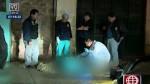 Asesinato en el Callao: mataron de tres disparos a un cobrador - Noticias de luis enrique salazar atoche