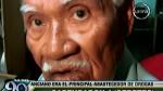 Anciano de 90 años vendía drogas en su peluquería en el Callao - Noticias de marcelino vasquez