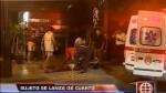 Miraflores: ciudadano chileno murió al saltar de un cuarto piso - Noticias de luis roberto nieto guerrero
