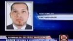 Hermano de 'Calígula' es buscado por robo en casa de San Isidro - Noticias de robo banco de crédito