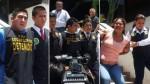 Delincuentes de la 'Cruz del Norte' fueron presentados por PNP - Noticias de fabiola adrianzen torres