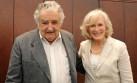 Glenn Close se reunió con el presidente uruguayo José Mujica