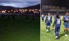 Cruzeiro no pudo entrenar en Huancayo por apagón en estadio