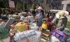 Ubinas: Preparan plan de evacuación de los pobladores