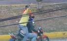 Venezuela: Encapuchados disparan contra estudiantes en Mérida