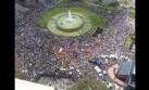 #12FVenezuelaPaLaCalle: estudiantes marchan contra Maduro
