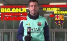 Por qué figuras del Barcelona promocionan gaseosa de Aje Group