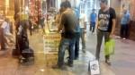 'Clases' para robar señal WiFi en pleno centro de Lima - Noticias de ana romani