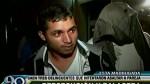 San Miguel: Tres sujetos fueron capturados tras una balacera - Noticias de carlos melo reyes