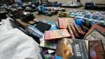Prendas de vestir, libros y DVD: lo que más se piratea en Lima - Noticias de polvos grau