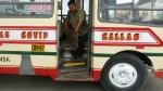 Microbuseros cayeron infraganti robando tapa de buzón - Noticias de roman futurrunco