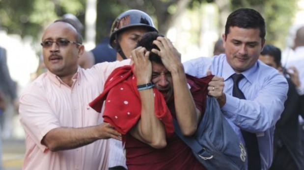 Protestas en Venezuela: marcha dejó 66 heridos graves