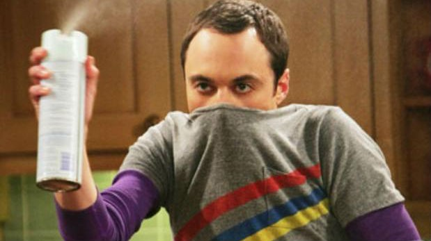 """Sheldon Cooper de """"The Bib Bang Theory"""". (Foto: CBS)"""