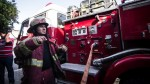 Bomberos recibirán vehículos contra incendios en marzo - Noticias de gonzalo lostaunau