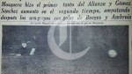 Alianza Lima: el día que empató ante Uruguay campeón del mundo - Noticias de julio castro gomez