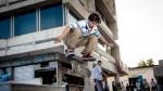 Prohíben uso de bancas como rampas de skate en Punta Hermosa - Noticias de carlos fernandez otero