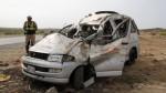 Cuatro amigas fallecieron en accidente de carretera - Noticias de accidente automovolistico