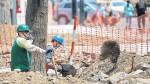 San Isidro: empezó la construcción de parqueos subterráneos - Noticias de estacionamiento caceres