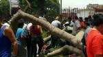 Parque Reducto: herido será operado por fractura en cadera - Noticias de jose luis sanchez catalan