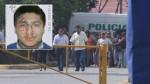 Asesinato de hijo de Carlos Burgos: sicarios dispararon a matar - Noticias de carlos casimiro angeles