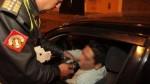 ¿Qué puede hacer un policía si interviene a un chofer ebrio? - Noticias de carla vera