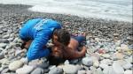 Más de 100 personas fueron rescatadas del mar el domingo - Noticias de victor hugo meza farfan