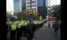 Gobierno de Maduro rodeó punto de encuentro de los opositores