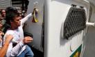 Leopoldo López tuvo que llamar a la calmar tras ser detenido