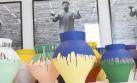 Artista dominicano rompió a propósito jarrón de US$1 millón