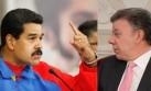 Nicolás Maduro exige a Juan Manuel Santos: